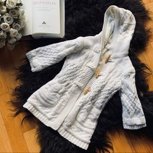 Baby Gap Cable Sweater